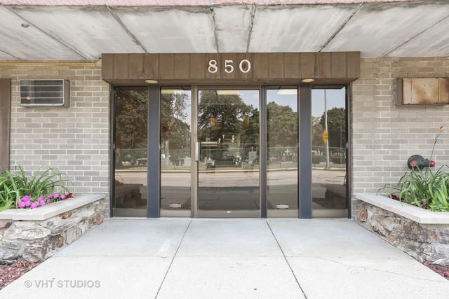 850 Des Plaines Avenue #610, Forest Park, IL 60130 (MLS #10050965) :: The Jacobs Group