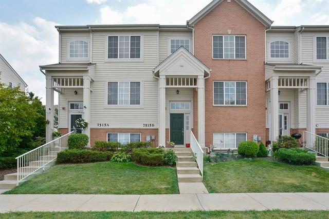 7515 Savoy Lane B, Bridgeview, IL 60455 (MLS #10051498) :: Littlefield Group
