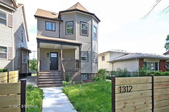 1312 E 71ST Place, Chicago, IL 60619 (MLS #10051578) :: Domain Realty