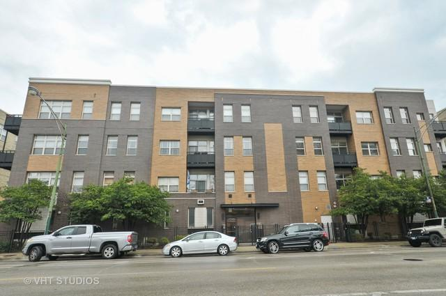 2951 N Clybourn Avenue #303, Chicago, IL 60618 (MLS #10051674) :: Domain Realty