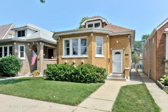5225 N Marmora Avenue, Chicago, IL 60630 (MLS #10051761) :: Littlefield Group