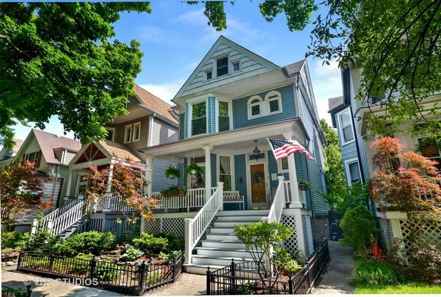2027 W Bradley Place, Chicago, IL 60618 (MLS #10051975) :: Domain Realty
