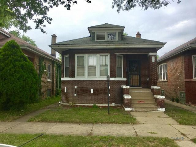 9634 S Greenwood Avenue, Chicago, IL 60628 (MLS #10052086) :: Berkshire Hathaway HomeServices Snyder Real Estate
