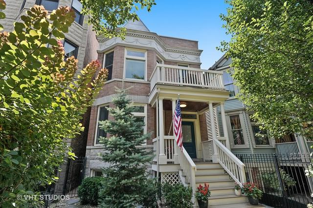 2649 W Logan Boulevard, Chicago, IL 60647 (MLS #10052263) :: Domain Realty