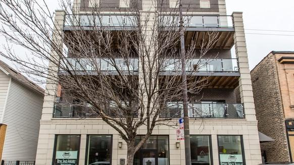 2104 W Belmont Avenue 3E, Chicago, IL 60618 (MLS #10052368) :: Domain Realty