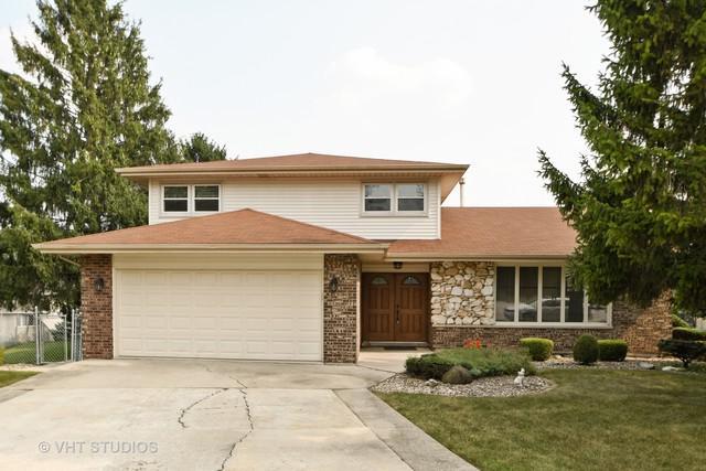 8509 W Interlochen Court, Palos Hills, IL 60465 (MLS #10052473) :: The Wexler Group at Keller Williams Preferred Realty
