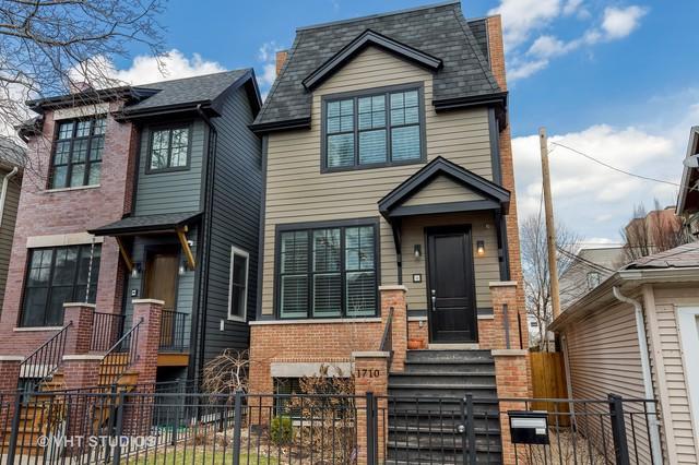 1710 W Fletcher Street, Chicago, IL 60657 (MLS #10052538) :: Leigh Marcus   @properties
