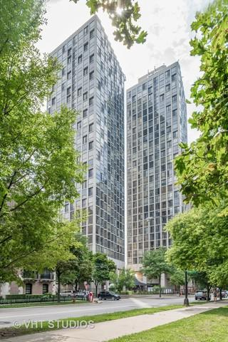 345 W Fullerton Parkway #608, Chicago, IL 60614 (MLS #10052717) :: Domain Realty