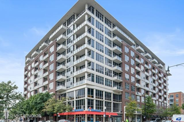 901 W Madison Street #1016, Chicago, IL 60607 (MLS #10052721) :: Domain Realty