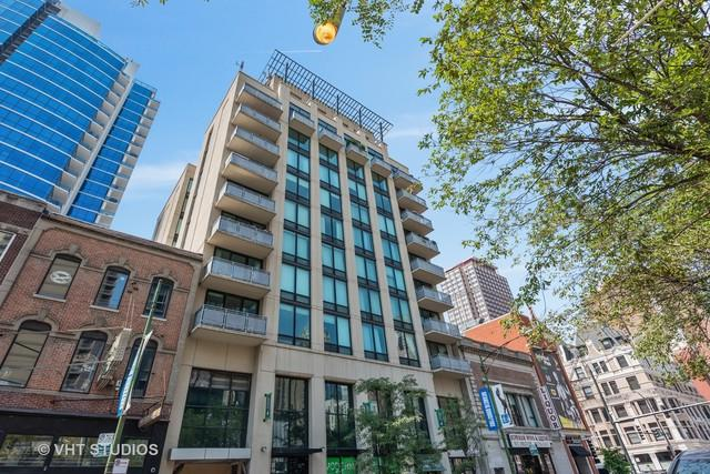 744 N Clark Street #305, Chicago, IL 60654 (MLS #10052831) :: The Perotti Group