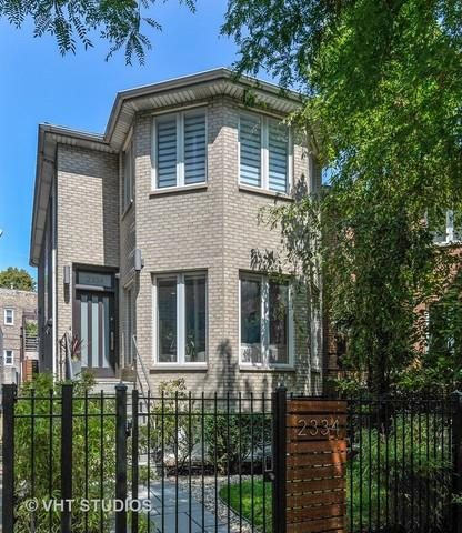 2334 W Mclean Avenue, Chicago, IL 60647 (MLS #10053047) :: Leigh Marcus | @properties