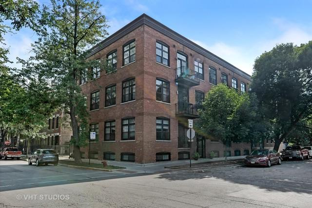 1801 W Thomas Street #4, Chicago, IL 60622 (MLS #10053105) :: The Perotti Group