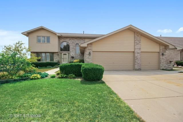 11803 Brook Hill Court, Orland Park, IL 60467 (MLS #10053220) :: Domain Realty