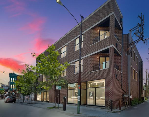 2605 W North Avenue 2B, Chicago, IL 60647 (MLS #10053411) :: Property Consultants Realty