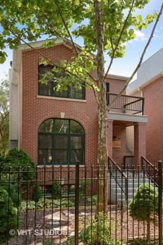 2063 N Mozart Street, Chicago, IL 60647 (MLS #10053816) :: Domain Realty