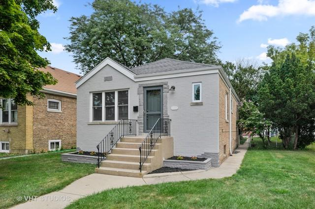 2845 N Rutherford Avenue, Chicago, IL 60634 (MLS #10053892) :: The Spaniak Team