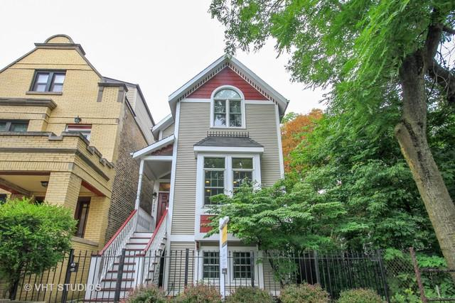 2028 N Wolcott Avenue, Chicago, IL 60614 (MLS #10053923) :: Leigh Marcus | @properties