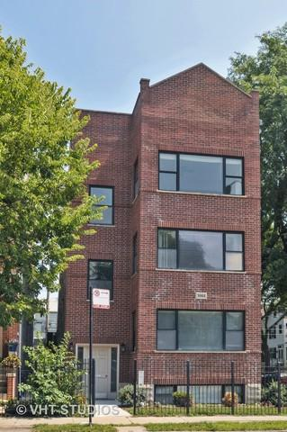 3001 N Damen Avenue #3, Chicago, IL 60618 (MLS #10054348) :: Domain Realty