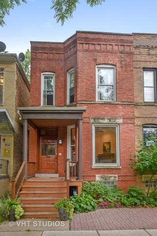2163 W Leland Avenue, Chicago, IL 60625 (MLS #10054411) :: Littlefield Group