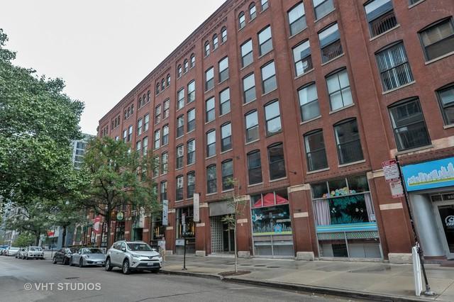 225 W Huron Street #402, Chicago, IL 60654 (MLS #10054938) :: The Perotti Group