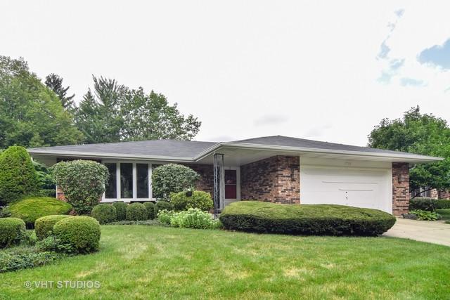 1710 N Aspen Drive, Mount Prospect, IL 60056 (MLS #10055280) :: The Schwabe Group