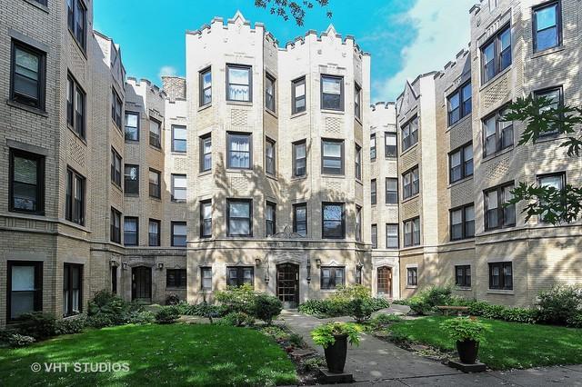7066 N Wolcott Avenue #1, Chicago, IL 60626 (MLS #10055536) :: Littlefield Group