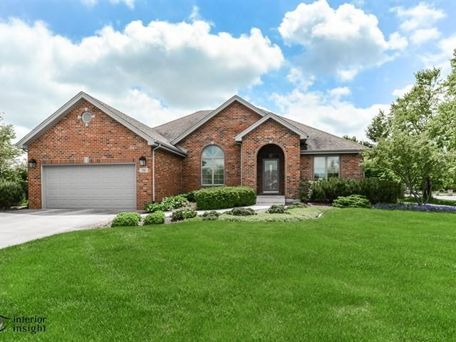 746 Stacey Drive, New Lenox, IL 60451 (MLS #10055840) :: The Wexler Group at Keller Williams Preferred Realty
