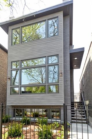 2331 W Moffat Street, Chicago, IL 60647 (MLS #10055842) :: Leigh Marcus | @properties