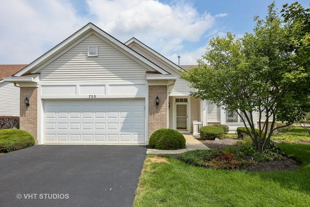 755 Pentwater Road, Romeoville, IL 60446 (MLS #10056183) :: The Jacobs Group