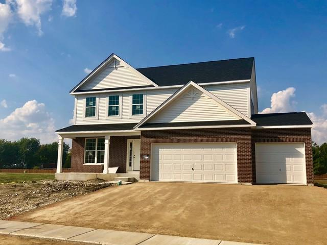 26534 W Old Stage  Lot#16 Lane, Channahon, IL 60410 (MLS #10056398) :: The Jacobs Group