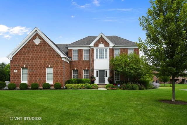 17 Olympic Drive, South Barrington, IL 60010 (MLS #10056553) :: The Schwabe Group