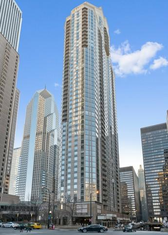 222 N Columbus Drive #5202, Chicago, IL 60601 (MLS #10056897) :: The Jacobs Group
