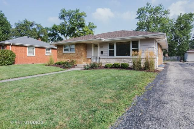 225 W Butterfield Road, Elmhurst, IL 60126 (MLS #10057112) :: The Jacobs Group