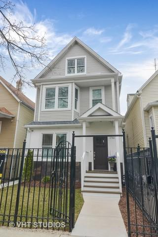 1746 N Sawyer Avenue, Chicago, IL 60647 (MLS #10057335) :: The Jacobs Group