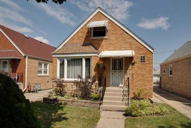 7229 N Oconto Avenue, Chicago, IL 60631 (MLS #10057348) :: The Saladino Sells Team