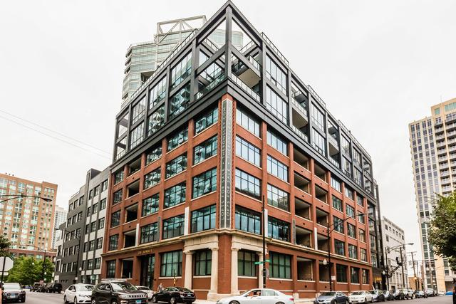 676 N Kingsbury Street #502, Chicago, IL 60654 (MLS #10057566) :: Property Consultants Realty