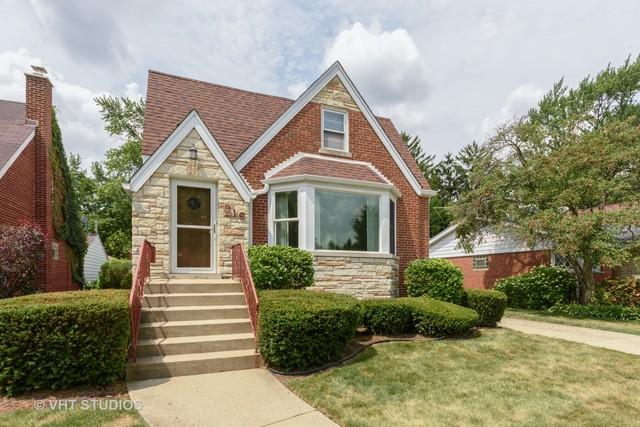 316 S Pine Street, Mount Prospect, IL 60056 (MLS #10058138) :: The Jacobs Group