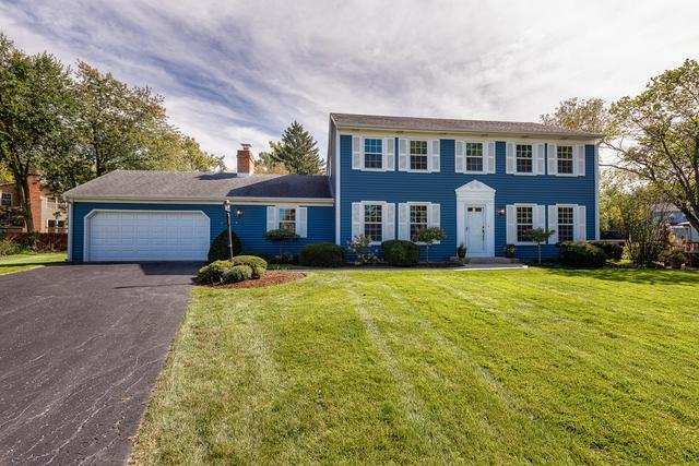 25W641 Towpath Court, Wheaton, IL 60189 (MLS #10058325) :: The Wexler Group at Keller Williams Preferred Realty