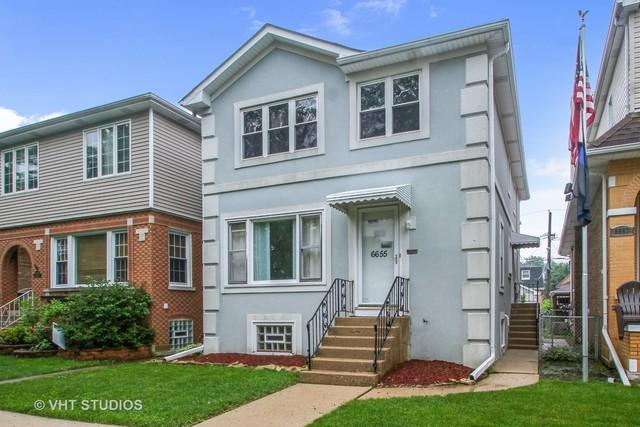 6655 W Hayes Avenue, Chicago, IL 60631 (MLS #10058386) :: The Saladino Sells Team
