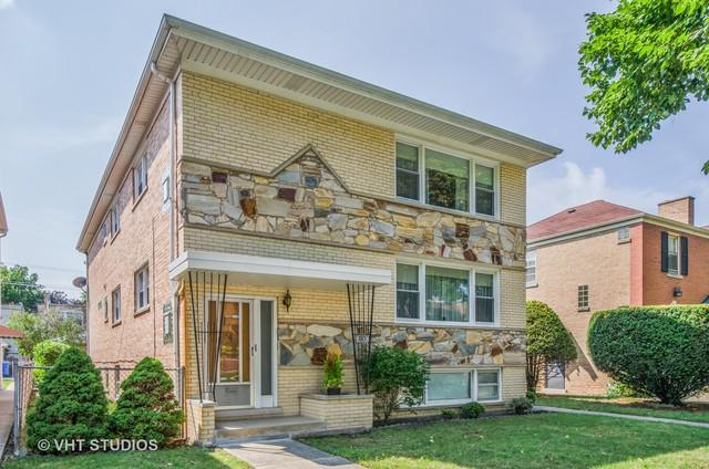 6150 N Meade Avenue, Chicago, IL 60646 (MLS #10058532) :: The Saladino Sells Team