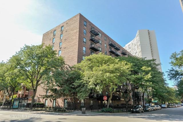 3900 N Pine Grove Avenue #308, Chicago, IL 60613 (MLS #10058746) :: The Saladino Sells Team