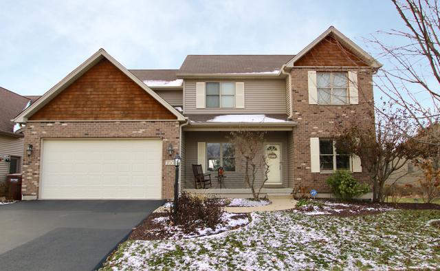 700 Prairie Ridge Drive, Woodstock, IL 60098 (MLS #10063198) :: Ryan Dallas Real Estate
