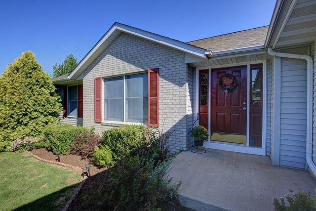 1112 W Ridgewood Drive, Mahomet, IL 61853 (MLS #10065133) :: The Dena Furlow Team - Keller Williams Realty