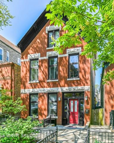 1930 N Honore Street, Chicago, IL 60622 (MLS #10066516) :: John Lyons Real Estate