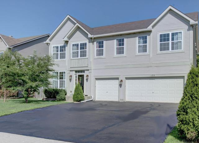 175 Silbury Drive, Bartlett, IL 60103 (MLS #10066904) :: Baz Realty Network   Keller Williams Preferred Realty