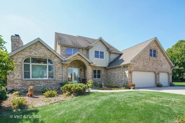 16048 S Peppermill Trail, Homer Glen, IL 60491 (MLS #10067975) :: The Saladino Sells Team