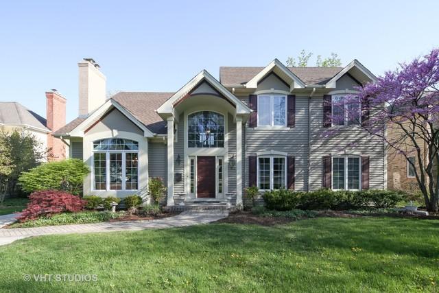 62 Bonnie Lane, Clarendon Hills, IL 60514 (MLS #10068617) :: Lewke Partners