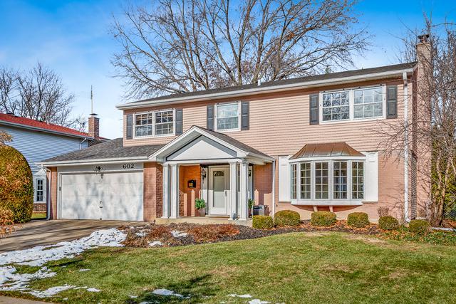 602 W Noyes Street, Arlington Heights, IL 60005 (MLS #10071730) :: Baz Realty Network   Keller Williams Preferred Realty