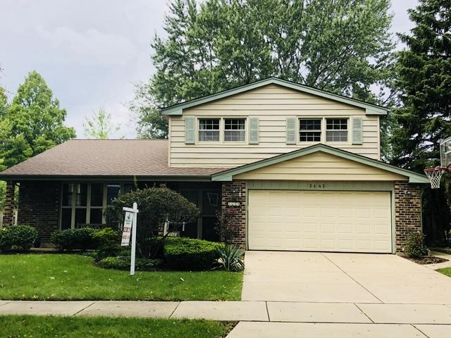2642 N Forrest Lane, Arlington Heights, IL 60004 (MLS #10073904) :: Lewke Partners
