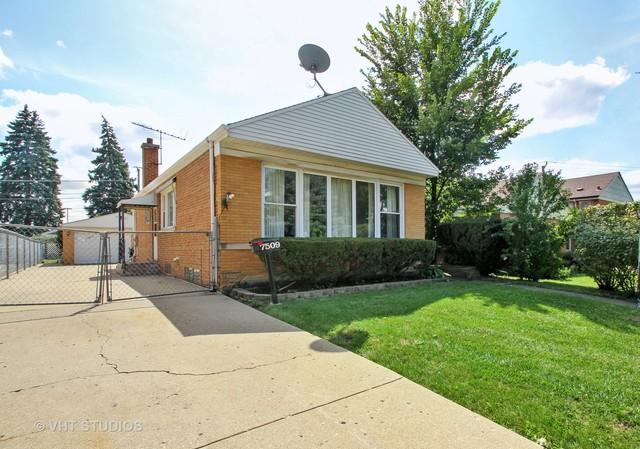7509 W Keeney Street, Niles, IL 60714 (MLS #10074081) :: The Dena Furlow Team - Keller Williams Realty